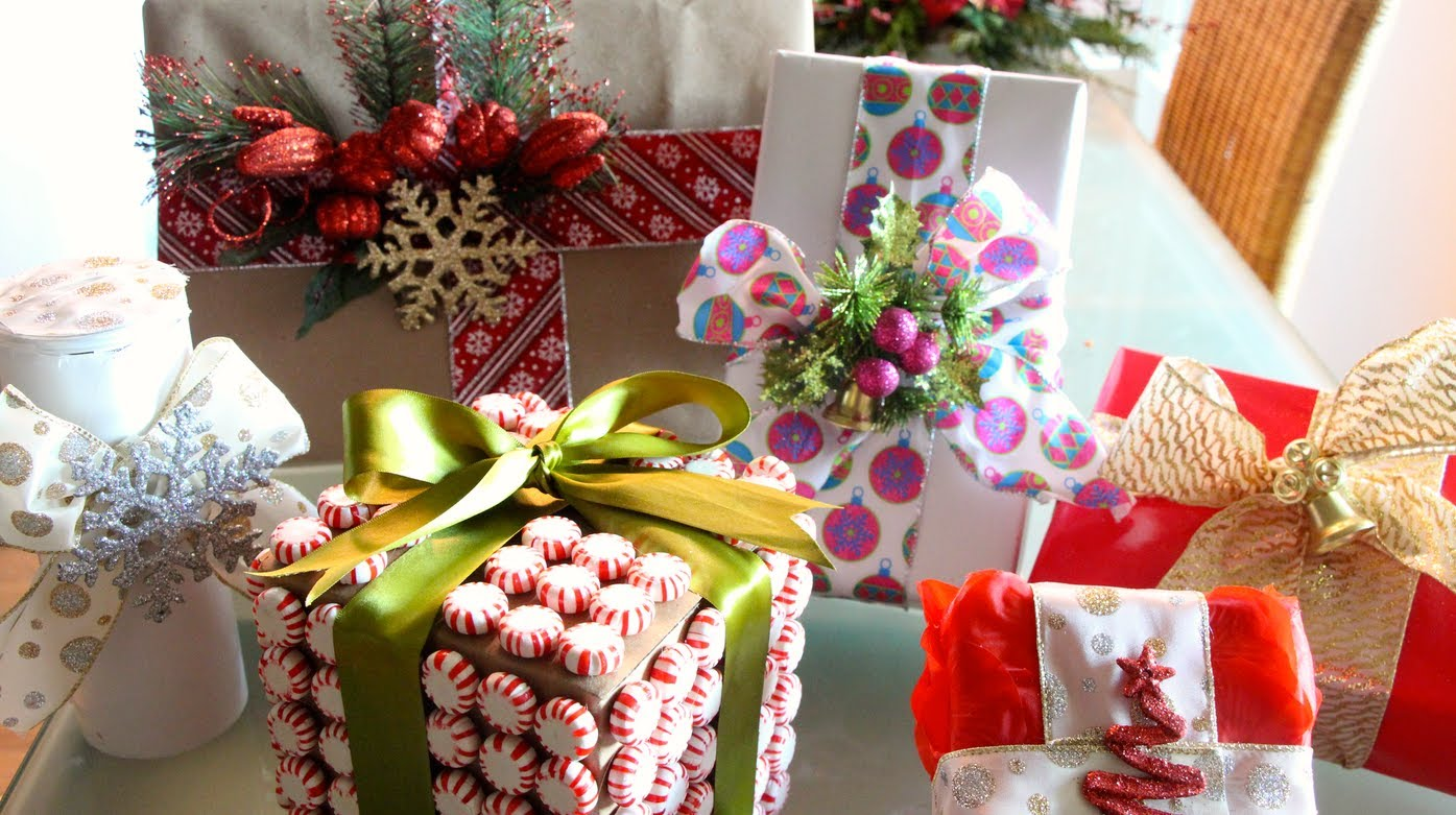 Creative Gift-wrapping Ideas - FFEF Financial Tips and Tricks
